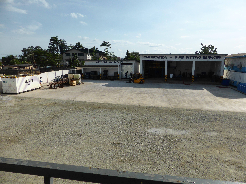 GEV Ghana Inspection Yard - Global Energy Ventures